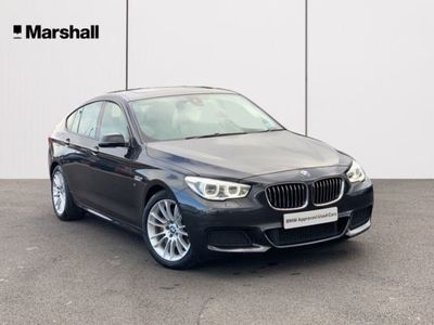 used BMW 530 5 Series d M Sport 5dr Step Auto, 2016, Hatchback, 58152 miles.