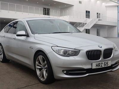 used BMW 530 Gran Turismo 5 SERIES 3.0 D EXECUTIVE 5d AUTO 242 BHP STUNNING CONDITION - HUGE S