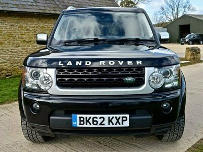 used Land Rover Discovery SDV6 HSE LUXURY 3.0 5dr