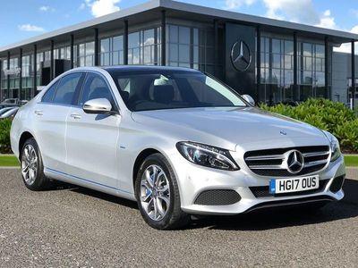 used Mercedes C350e C CLASS SALOONSport Premium 4dr Auto