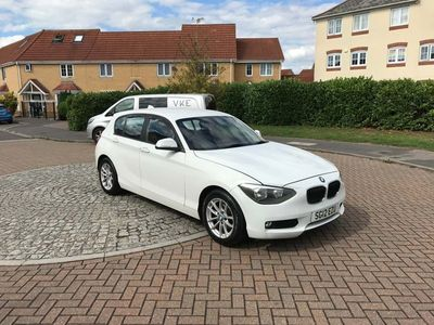 used BMW 116 1 Series 2.0 d SE 5dr