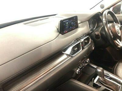 used Mazda CX-5 2.2d Sport Nav 5dr Auto Estate 2017