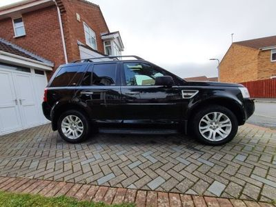 used Land Rover Freelander 2 2.2 TD HSE Commandshift 4X4 5dr
