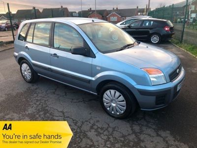 used Ford Fusion STYLE CLIMATE AUTOMATIC - FULL MOT - FULL SERVICE HISTORY - ANY