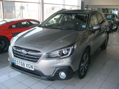 used Subaru Outback 2.5i SE Premium Lineartronic 4WD (s/s) 5dr