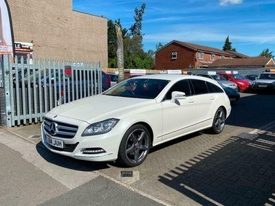 used Mercedes CLS350 CLS Shooting BrakeCDI BlueEFFICIENCY 5d Tip Auto