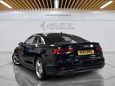 used Audi A5 Coupe S Line 3.0 TDI 286PS Quattro Tiptronic auto 2d