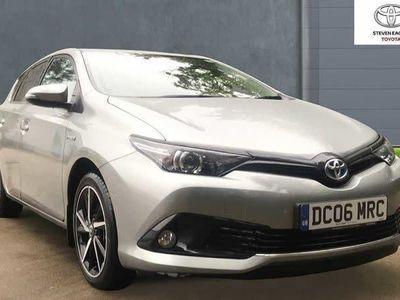 used Toyota Auris Hybrid 1.8 VVT-i HSD Design 5-Dr (Nav)