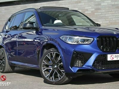 used BMW X5 M 4.4i V8 Competition Auto xDrive (s/s) 5dr