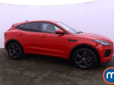 used Jaguar E-Pace 2.0 i4D Chequered Flag (150ps)