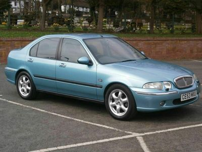 used Rover 45 1.6 Impression S 4dr