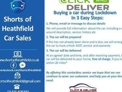 used Vauxhall Meriva Estate 1.4i 16V Active 5d (06)