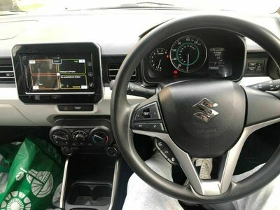 used Suzuki Ignis 1.2 Dualjet MHEV SZ-T (s/s) 5dr