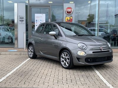 used Fiat 500 1.2 Rock Star 3dr