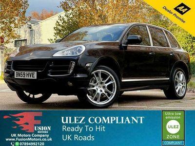used Porsche Cayenne S 5dr Tiptronic S FSH+ULEZ Compliant