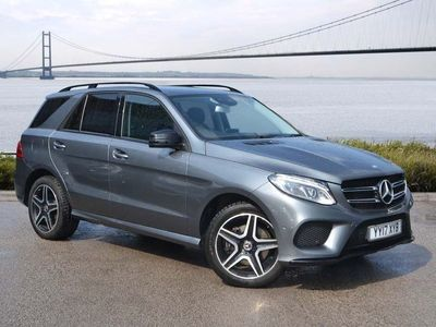 used Mercedes GLE250 GLE Diesel Estate4Matic AMG Line 5dr 9G-Tronic