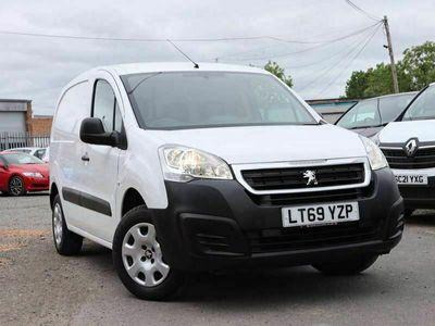 used Peugeot Partner Origin Combi