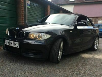 used BMW 135 Cabriolet