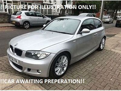 used BMW 116 I M Sport 1.6 3dr