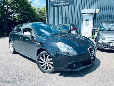 used Alfa Romeo Giulietta 2.0 JTDM-2 Veloce 5dr