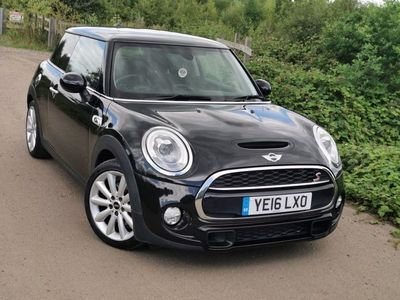 used Mini Cooper S Hatch Cooper 2.03d AUTO 189 BHP FULL SERVICE HISTORY-HALF LEATHER