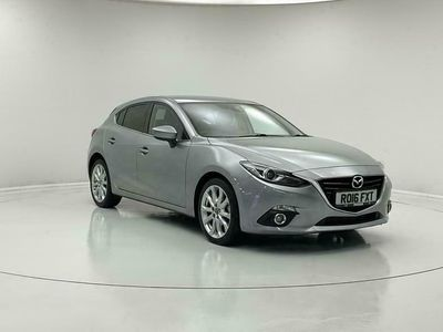used Mazda 3 2.2d Sport Nav 5dr Auto
