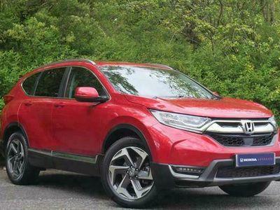 used Honda CR-V SUV EX 1.5 VTEC Turbo AWD 5d