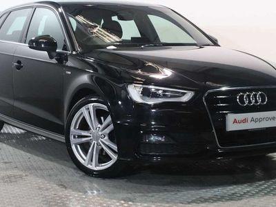used Audi A3 1.4 Tfsi 125 S Line 5Dr S Tronic [Nav]