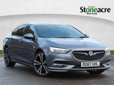 used Vauxhall Insignia 2.0 Turbo D BlueInjection SRi VX Line Nav Grand Sport 5dr Diesel Auto (s/s) (170 ps)