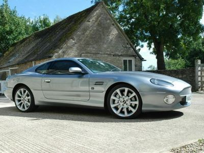 used Aston Martin DB7 V12 Vantage Auto 2-Door