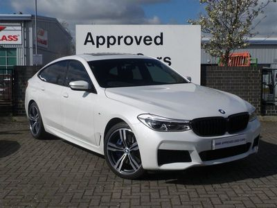 used BMW 630 6 SERIES GRAN TURISMO DIESEL H d xDrive M Sport 5dr Auto 2019/68