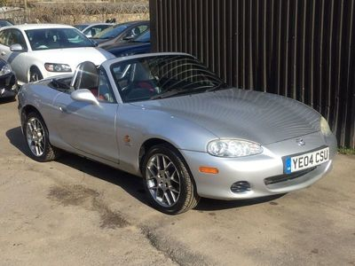 used Mazda MX5 1.6 Euphonic Limited Edition 2dr