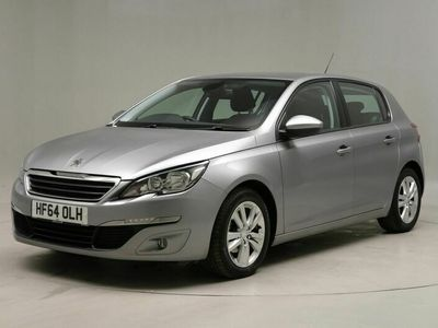 used Peugeot 308 1.2 PureTech 110 Active 5dr For Sale Reg:HF64 OLH
