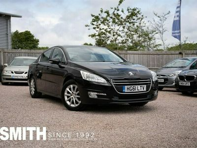 used Peugeot 508 2.0 HDI SR 4 DOOR PART EXCHANGE TO CLEAR TOWBAR FULL SERVICE HISTORY SAT NAV 2011/61 Saloon 2011
