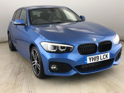 used BMW 118 1 Series D M Sport Shadow Edition 5Dr