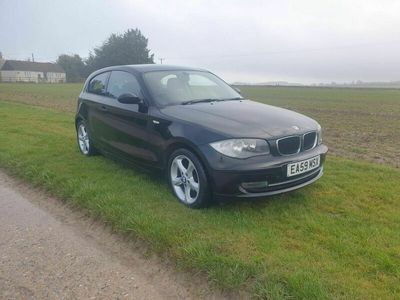 used BMW 116 1 SERIES I SPORT 2.0 3dr