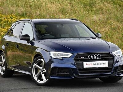 used Audi A3 S3 TFSI Quattro Black Edition 5dr S Tronic