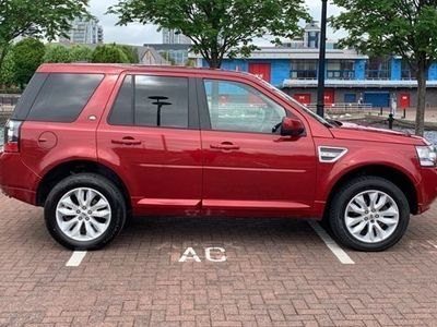 used Land Rover Freelander Station Wagon 2.2 TD4 XS (2010) 5d
