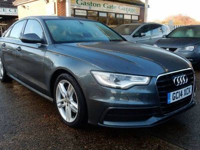 used Audi A6 2.0 TDI S LINE 4d 175 BHP NEW CLUTCH LAST YEAR,CRUISE CONTROL