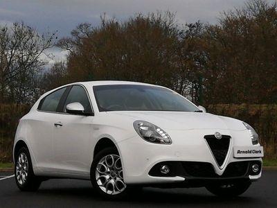 used Alfa Romeo Giulietta 1.4 TB MultiAir 150 Super 5dr