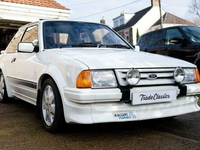 used Ford Escort RS1600 Turbo 3dr