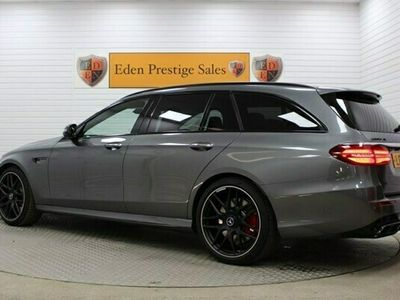 used Mercedes S63 AMG E-Class 4.0 AMG E4MATIC 5d 604 BHP Contactless Home Delivery Available