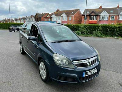 used Vauxhall Zafira Life 1.8 i 16v 5dr