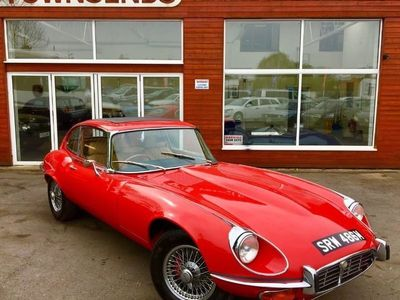 used Jaguar E-Type Series 3 5.3 V12 Manual 1973 2-Door