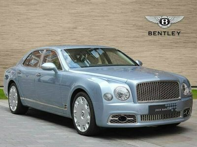 used Bentley Mulsanne 6.75 V8 Auto 4dr