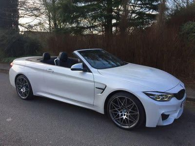 used BMW M4 3.0 BITURBO COMPETITION DCT (S/S)