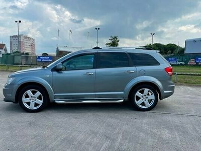 used Dodge Journey 2.0 CRD RT 5dr Auto