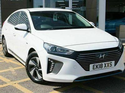 used Hyundai Ioniq 1.6 h-GDi SE DCT (s/s) 5dr hatchback
