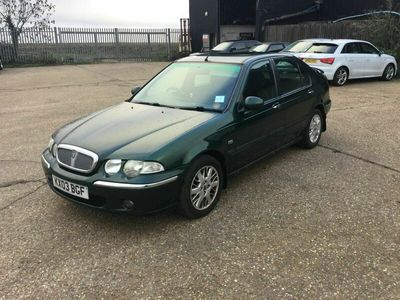 used Rover 45 1.4 Spirit S 5dr