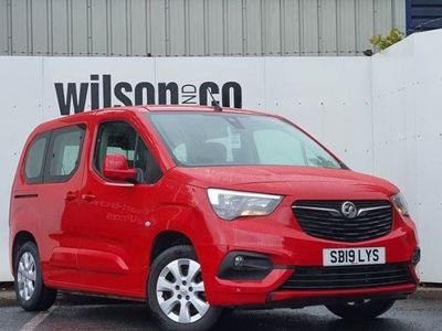 used Vauxhall Combo Life 1.5 ENERGY CDTI S/S 5dr